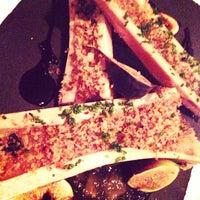Photo taken at Alexander's Steakhouse - San Francisco by Calvin L. on 9/1/2014