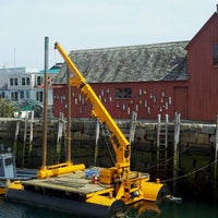 Photo taken at Rockport Harbor by Gary G. on 4/29/2013