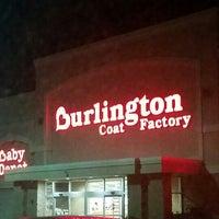 Photo taken at Burlington Coat Factory by Joaquin on 12/31/2015