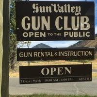 Photo taken at Sun Valley Gun Club by Daniel L. on 9/8/2016