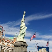 Photo taken at Statue of Liberty by Andy G. on 10/8/2012