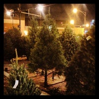 Photo taken at Christmas Tree Lot by Abbey H. on 11/27/2012