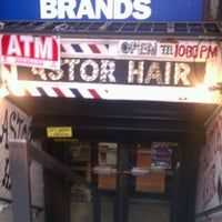 Photo taken at Astor Place Hairstylists by Raul O. on 9/20/2012
