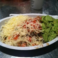 Photo taken at Chipotle Mexican Grill by Melanie on 1/31/2013