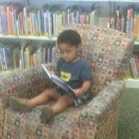 Photo taken at Worthington Park Library by Steve C. on 6/11/2014