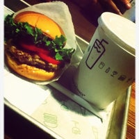 Photo taken at Shake Shack by Dani M. on 6/4/2013