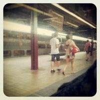 Photo taken at Central Station (Platforms 4 & 5) by Elke on 2/10/2013