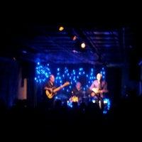Photo taken at Tin Angel by Jesse H. on 12/17/2012