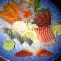 Photo taken at Toyama Sushi by Crystal C. on 10/16/2012