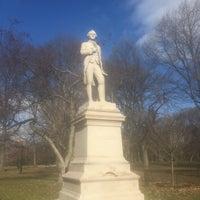 2/26/2017にHeather M.がAlexander Hamilton Statueで撮った写真