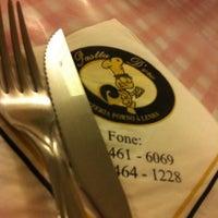 Foto tirada no(a) Pasta D'oro Pizzeria por Caroline Figueiredo em 2/20/2013