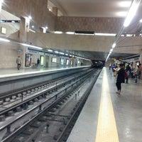 Photo taken at Metro Alameda [VD,VM] by Daniel L. on 4/18/2013