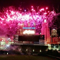 Photo taken at Progressive Field by Ben W. on 5/18/2013