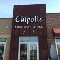 Photo taken at Chipotle Mexican Grill by Ben W. on 5/17/2013