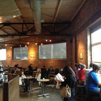 Photo taken at Octane Coffee by Ben W. on 12/8/2012