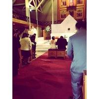 Photo taken at Catedral De Valdivia by Juan on 4/12/2015