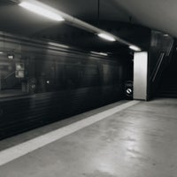 Photo taken at Metro Roma [VD] by João Miguel D. on 3/27/2014