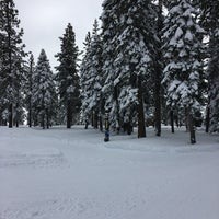 Photo taken at Tahoe Cross Country Ski Area by Christian S. on 1/14/2017