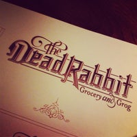 Foto scattata a The Dead Rabbit da Sonja il 2/26/2013