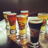 Photo taken at Rumspringa Brewing Company by Anthony S. on 6/12/2013
