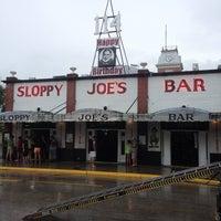 Photo taken at Sloppy Joe's Bar by Joe S. on 7/17/2013