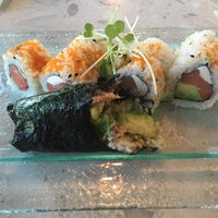 Photo taken at Amici Sushi by Joe S. on 4/30/2015