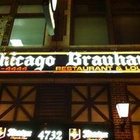 Photo taken at Chicago Brauhaus by Joe S. on 10/19/2012