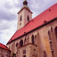 6/16/2013 tarihinde Joe S.ziyaretçi tarafından Katedrála svätého Martina'de çekilen fotoğraf