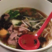 Photo taken at Asiana Noodle Shop by Jamie on 12/9/2012