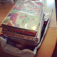 Photo taken at Comics & Gaming by Spencer on 10/25/2014