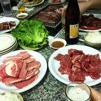 Photo taken at Palace BBQ Buffet by Chongho L. on 1/16/2013