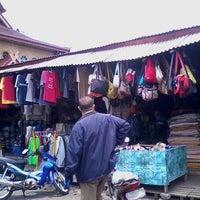 Photo taken at Pasar Kodok (Frog Market) by Ananda P. on 10/27/2012