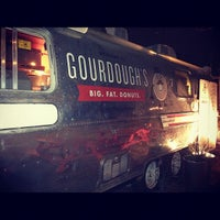 Photo taken at Gourdough's by George on 12/10/2012