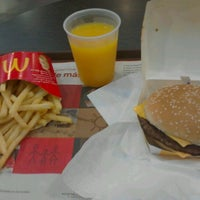Photo taken at McDonald's by Magdalena S. on 9/15/2012