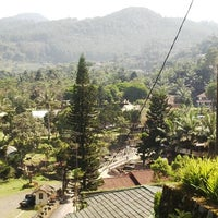 Photo taken at Evergreen Hotel & Cottage Puncak by Agus T. on 11/1/2014