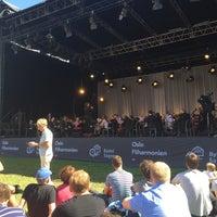 Photo taken at Myraløkka by Tormod V. on 6/19/2016
