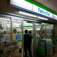 Photo taken at FamilyMart Estació by Toyo R. on 11/22/2012