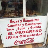 Photo taken at El Progreso by Javier S. on 11/19/2014