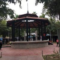 Photo taken at Navolato Sin. Plazuela Principal by Javier S. on 12/23/2016