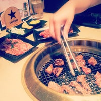 Photo taken at Gyu-Kaku Japanese BBQ by Xira D. on 5/27/2013