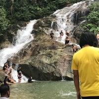 Photo taken at Kanching Waterfall by Nur D. on 5/10/2017