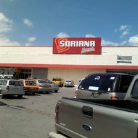 Photo taken at Soriana by Albertth M. on 9/25/2012