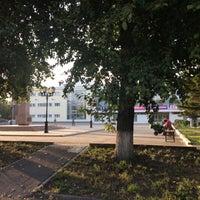 Снимок сделан в Городской Дворец Культуры (ГорДК) пользователем ????? ?. 9/23/2016