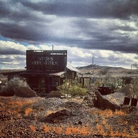 Photo taken at Steins Ghost Town by Lennie A. on 2/11/2013