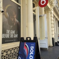 Photo taken at Beats By Dre Store by Noel on 7/3/2014
