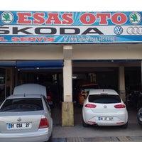 Photo taken at esas oto skoda-seat-vw-audi by Can on 6/12/2014