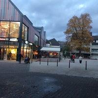 Photo taken at Marktplatz Höxter by Matthias on 11/2/2016