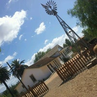 Photo taken at Sikes Adobe Historic Farmstead by @thejgal Y. on 9/22/2013