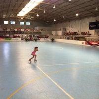 Photo taken at Hockey Club de Riba D'Ave by Paulo on 7/7/2013
