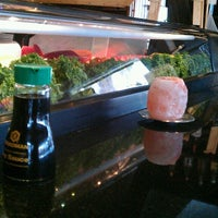 Photo taken at Arigato Sushi by Jennifer A. on 4/3/2013